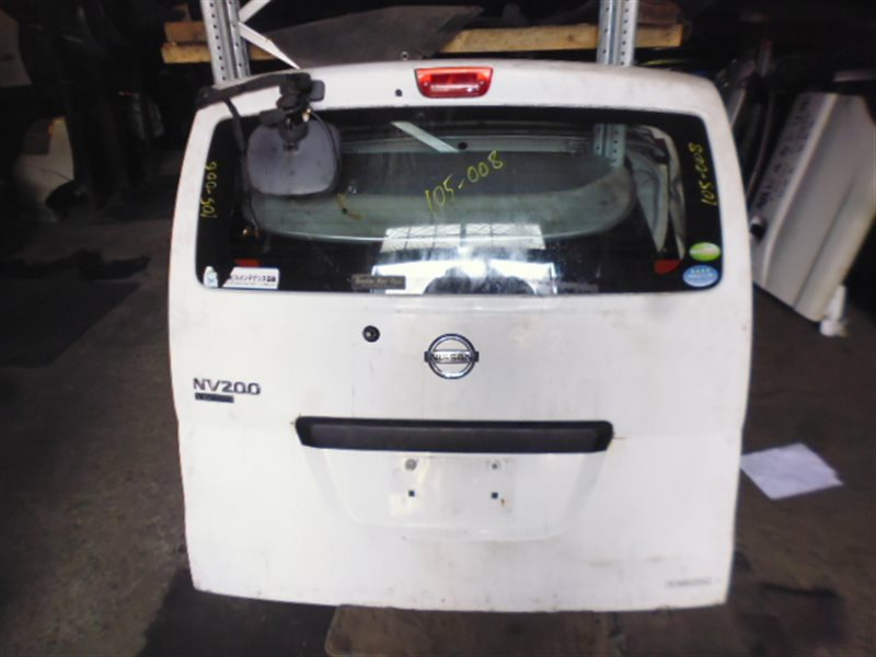 Дверь 5-я Nissan Nv200 VM20 задняя (б/у)