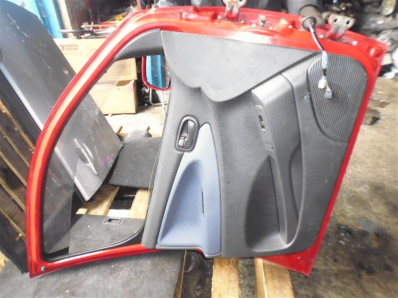 Дверь Daihatsu Yrv M211G передняя левая (б/у)