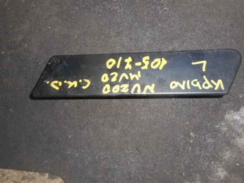 Накладка на крыло Nissan Nv200 VM20 левая (б/у)
