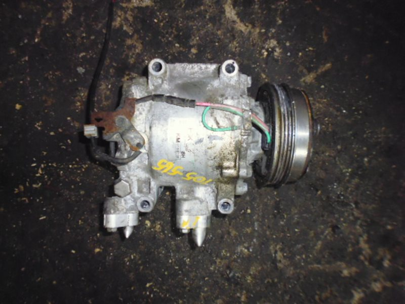 Компрессор кондиционера Honda Fit Shuttle GP2 LDA (б/у)