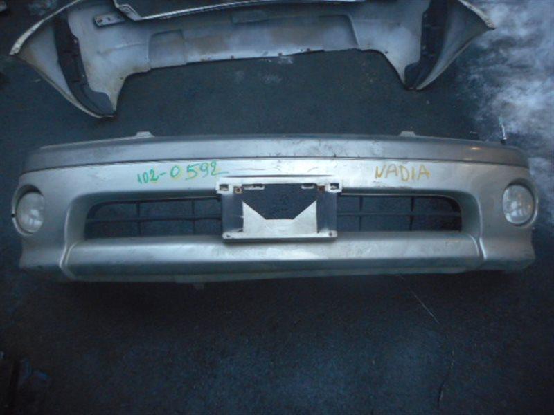 Бампер Toyota Nadia SXM15 передний (б/у)