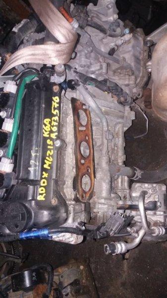 Двигатель Nissan Roox ML21S K6A (б/у)