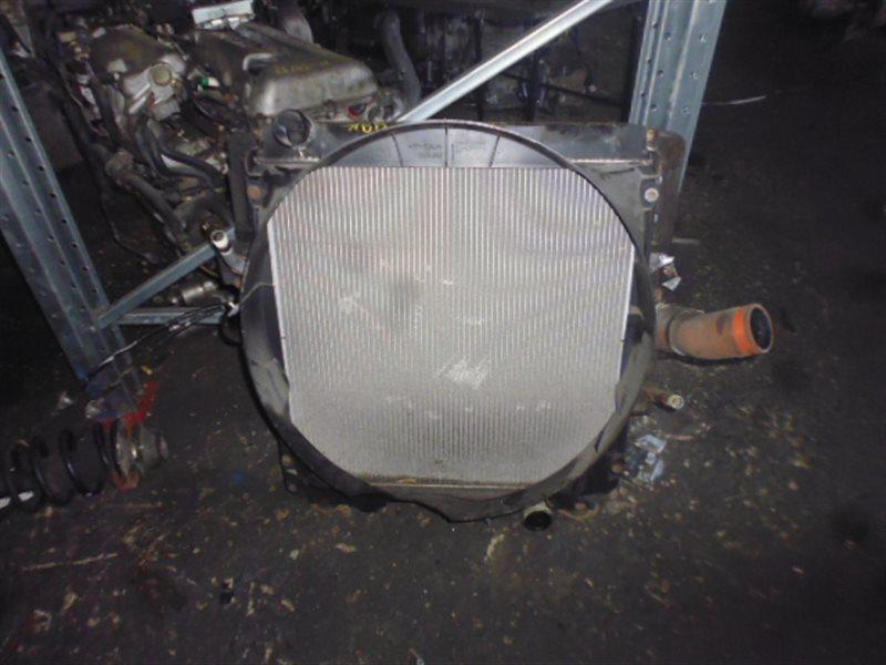Радиатор охлаждения Mitsubishi Canter 4M50 (б/у)