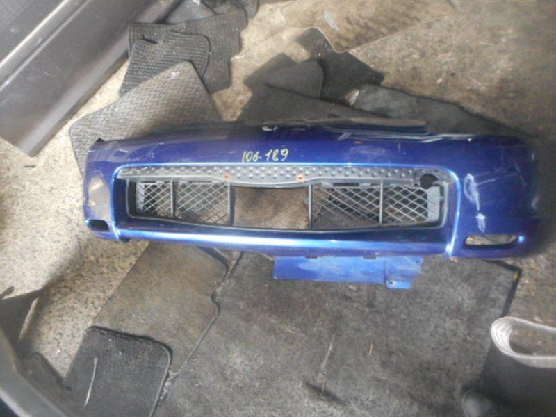 Бампер Toyota Mr-S ZZW30 передний (б/у)