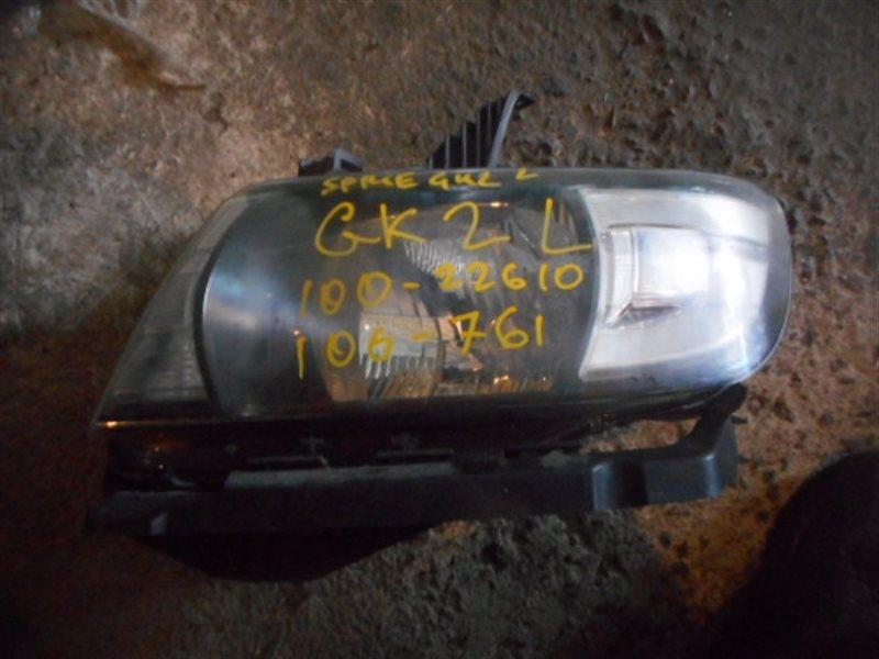 Фара Honda Mobilio Spike GK2 передняя левая (б/у)
