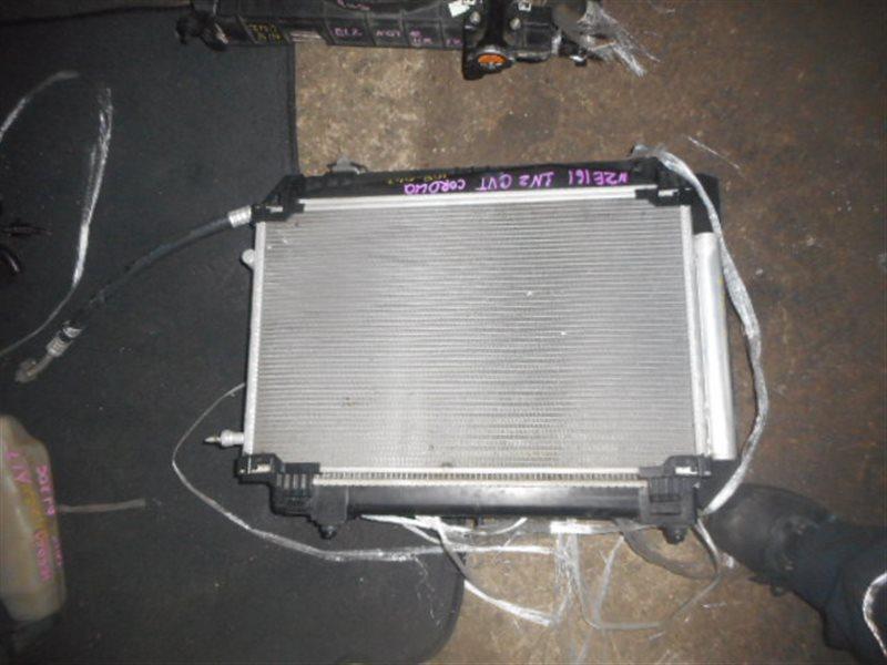 Радиатор охлаждения Toyota Corolla NZE161 1NZ (б/у)