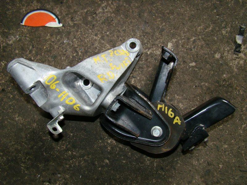 Подушка двигателя Suzuki Swift ZC32S M16A задняя нижняя (б/у)