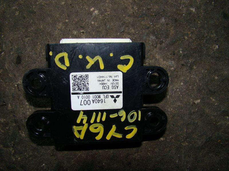 Электронный блок Mitsubishi Galant Fortis CY6A (б/у)