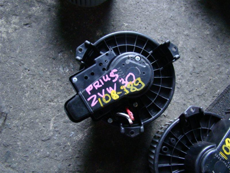 Мотор печки Toyota Prius ZVW30 2ZRFXE (б/у)