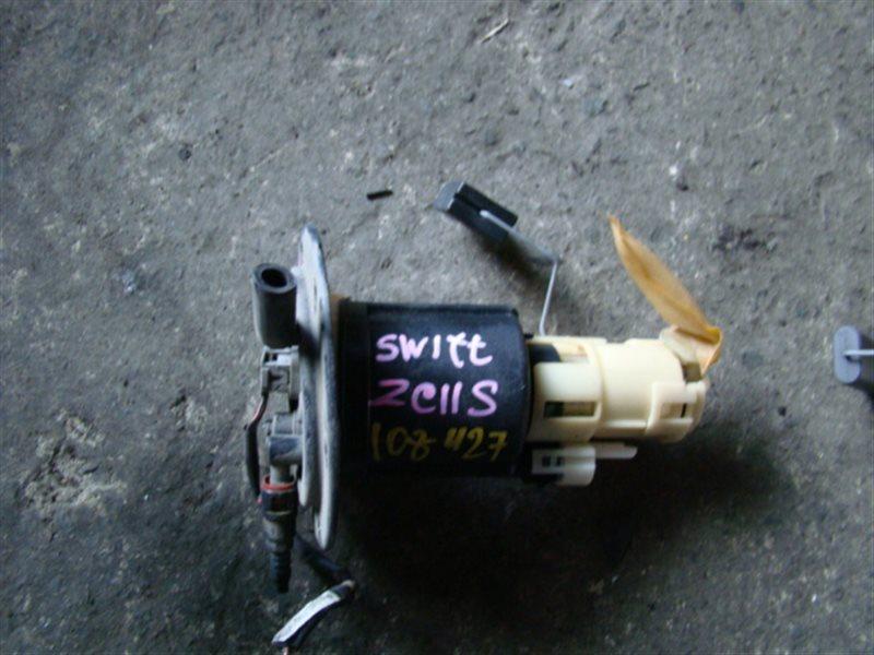 Топливный насос Suzuki Swift ZC11S K12B (б/у)