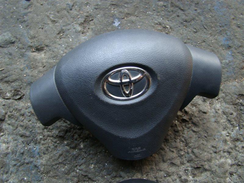 Airbag на руль Toyota Corolla Fielder NZE144 1NZFE (б/у)