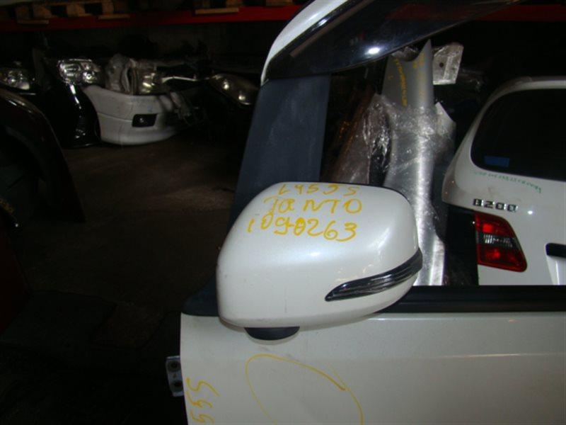 Зеркало Daihatsu Tanto Exe L455S переднее левое (б/у)