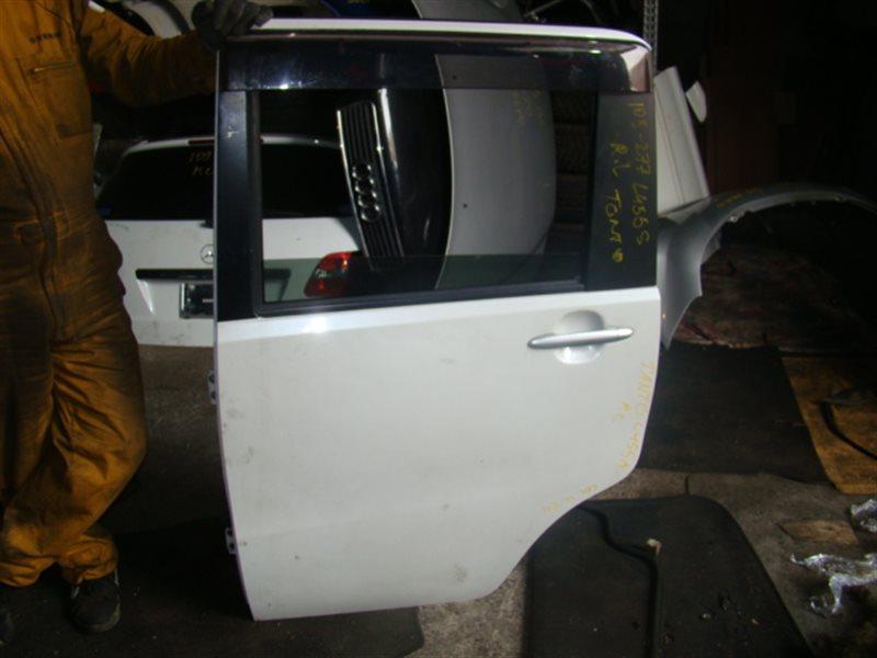 Дверь Daihatsu Tanto Exe L455S задняя левая (б/у)
