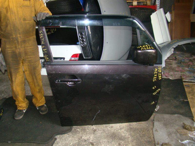 Дверь Suzuki Mr Wagon MF33S передняя правая (б/у)