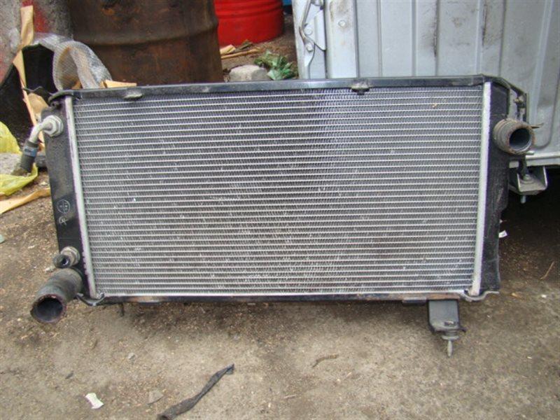 Радиатор охлаждения Toyota Lite Ace KM75 7K (б/у)