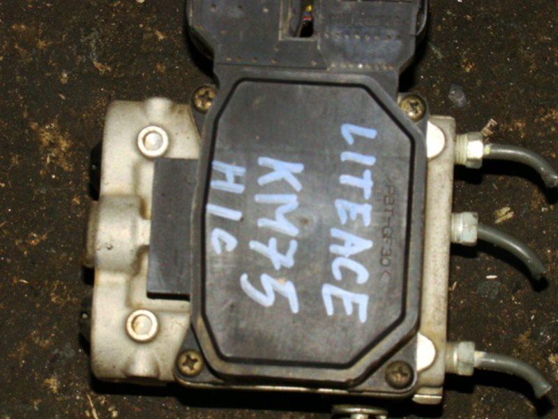 Блок abs Toyota Lite Ace KM75 (б/у)