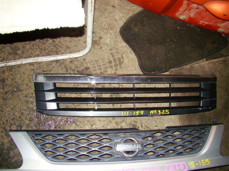 Решетка радиатора Suzuki Wagon R MC22S (б/у)