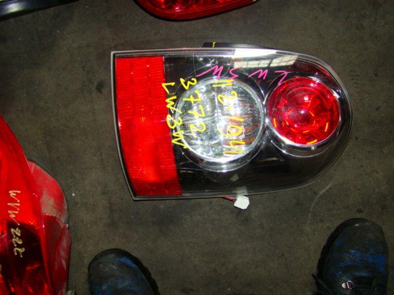 Стоп-сигнал Mazda Mpv LW3W L3DE задний правый (б/у)
