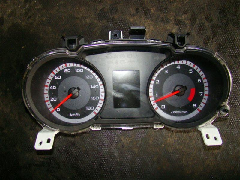 Спидометр Mitsubishi Outlander CW5W 4B12 (б/у)