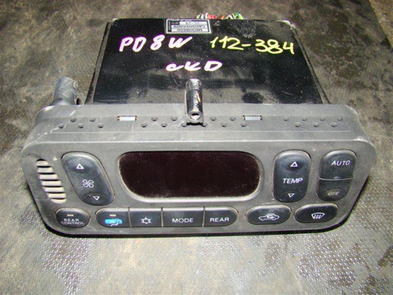 Климат-контроль Mitsubishi Delica PD8W (б/у)