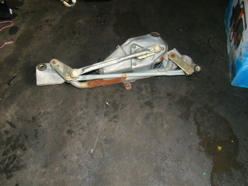 Механизм дворников Toyota Nadia SXN10 (б/у)