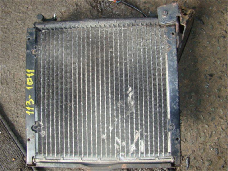 Радиатор кондиционера Nissan Atlas R4F23 (б/у)