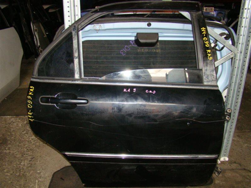 Дверь Honda Legend KA9 задняя правая (б/у)