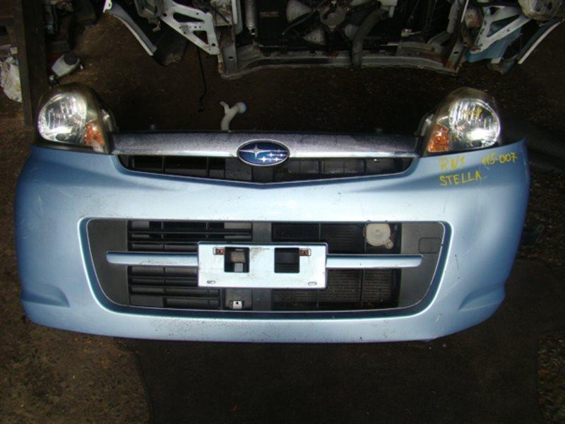 Nose cut Subaru Stella RN1 передний (б/у)