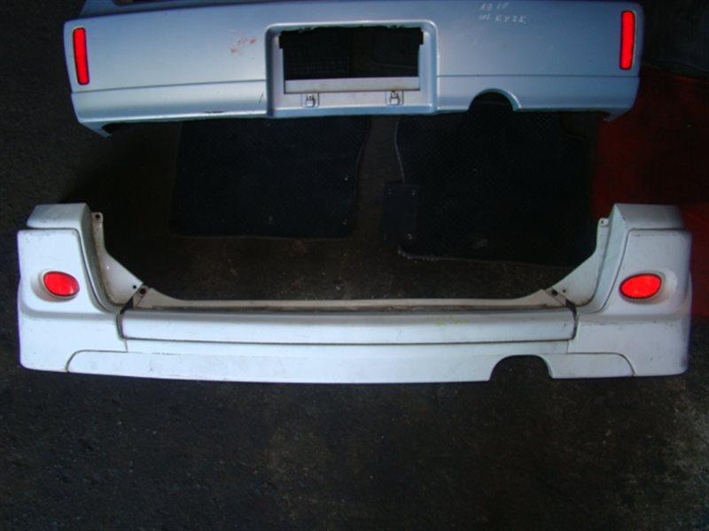 Бампер Toyota Funcargo NCP20 задний (б/у)