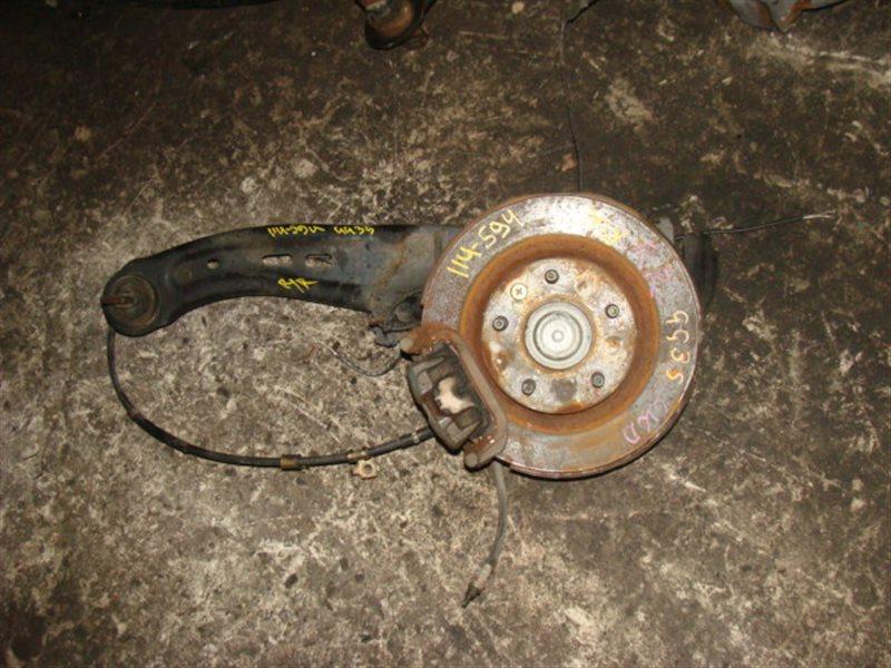 Ступица Mazda Atenza GG3S задняя правая (б/у)