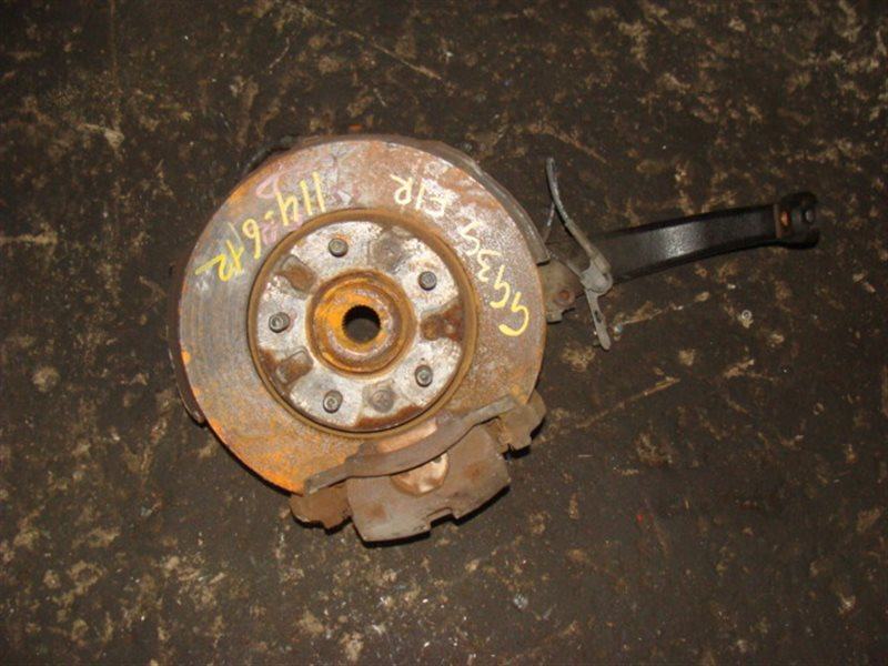 Ступица Mazda Atenza GG3S передняя правая (б/у)