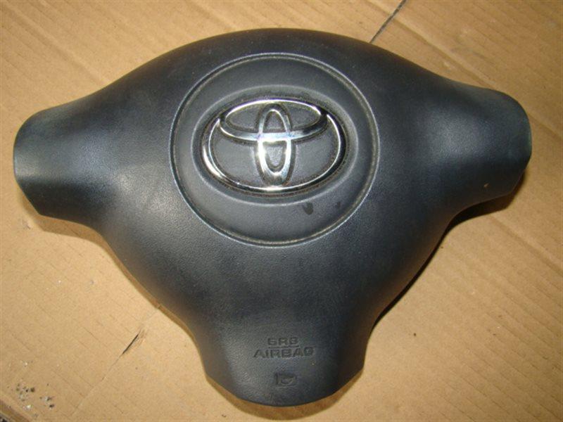 Airbag на руль Toyota Vitz SCP13 2SZFE (б/у)