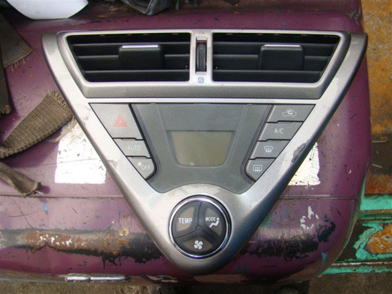 Климат-контроль Toyota Iq KGJ10 (б/у)