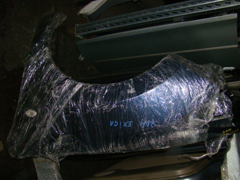 Крыло Subaru Exiga YA5 переднее левое (б/у)