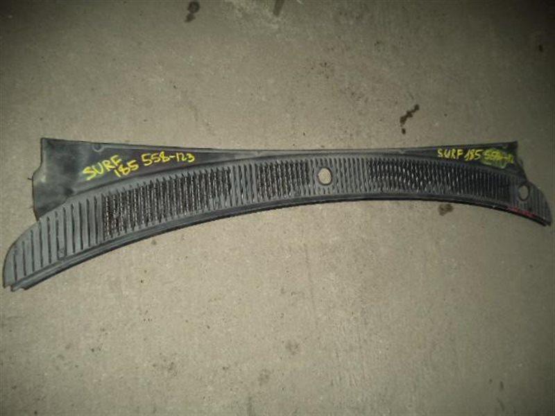 Решетка под дворники Toyota Surf KZN185 (б/у)