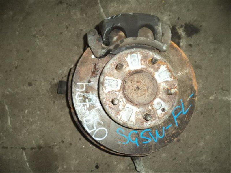 Ступица Mazda Bongo Friendee SG5W J5 передняя левая (б/у)