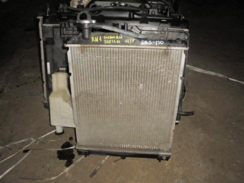 Радиатор охлаждения Subaru Stella RN1 EN07 (б/у)