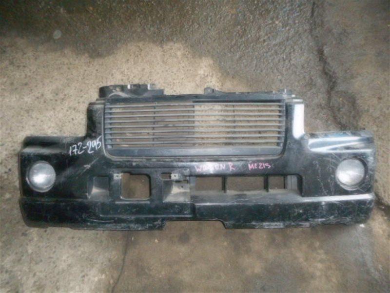Бампер Suzuki Wagon R MC21S передний (б/у)