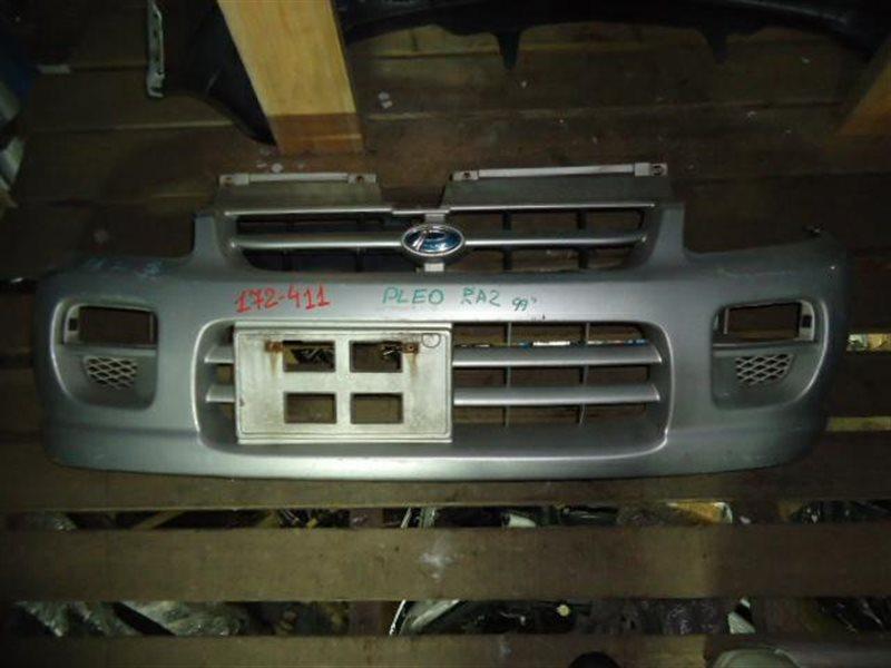 Бампер Subaru Pleo RA2 передний (б/у)