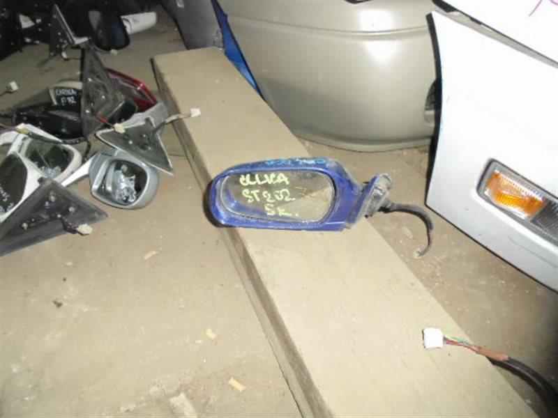 Зеркало Toyota Celica ST202 3SFE переднее левое (б/у)