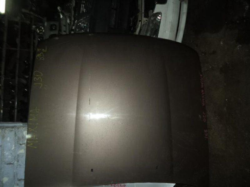 Капот Nissan Maxima J30 передний (б/у)