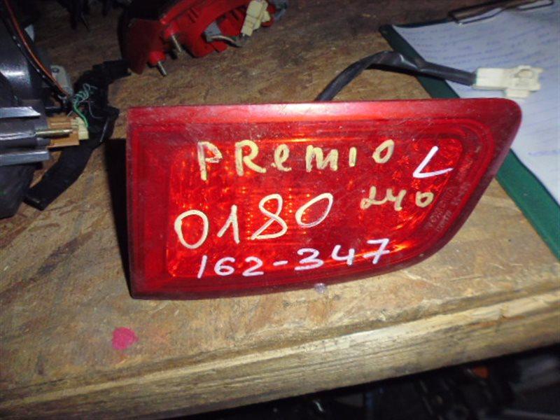 Вставка багажника Toyota Premio ZZT240 левая (б/у)