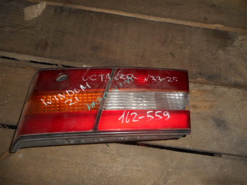 Вставка багажника Toyota Windom MCV21 левая (б/у)