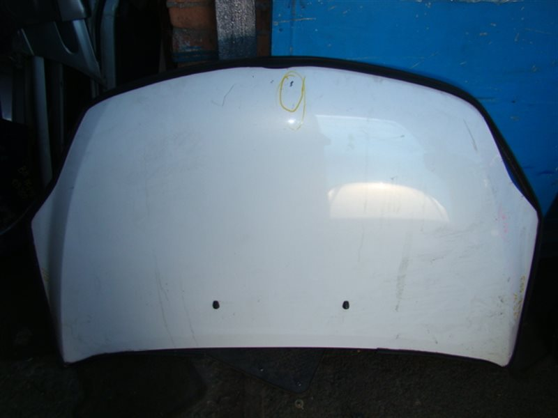 Капот Mazda Premacy CREW передний (б/у)