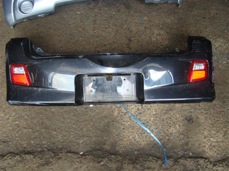 Бампер Daihatsu Terios Kid J111G задний (б/у)