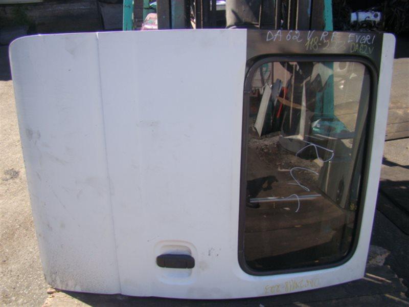 Дверь Suzuki Every DA62V задняя правая (б/у)