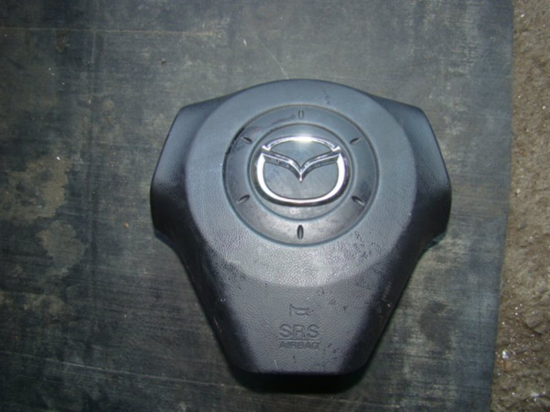 Airbag на руль Mazda Axela BKEP (б/у)