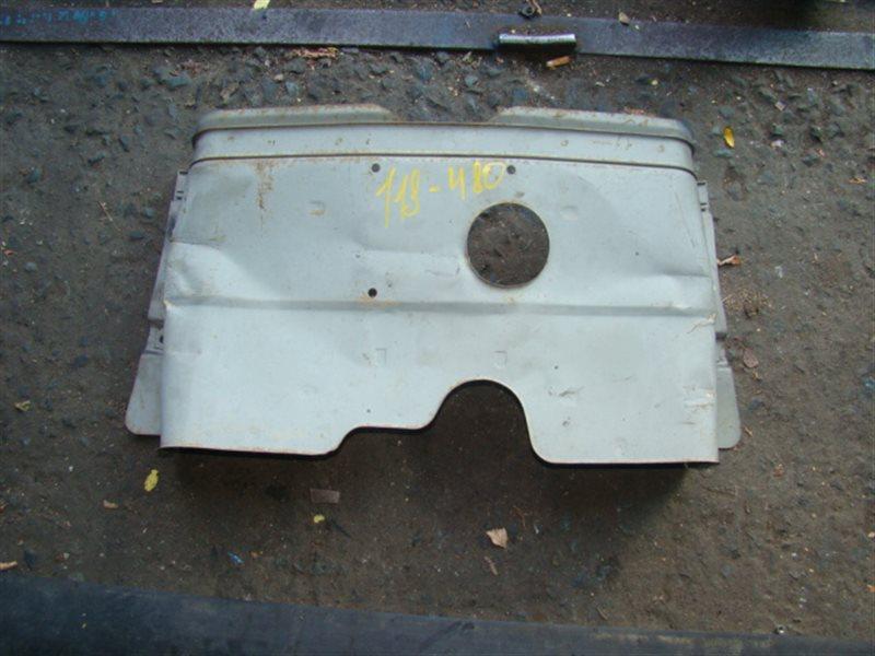 Защита двигателя Mazda Titan SYE6T (б/у)