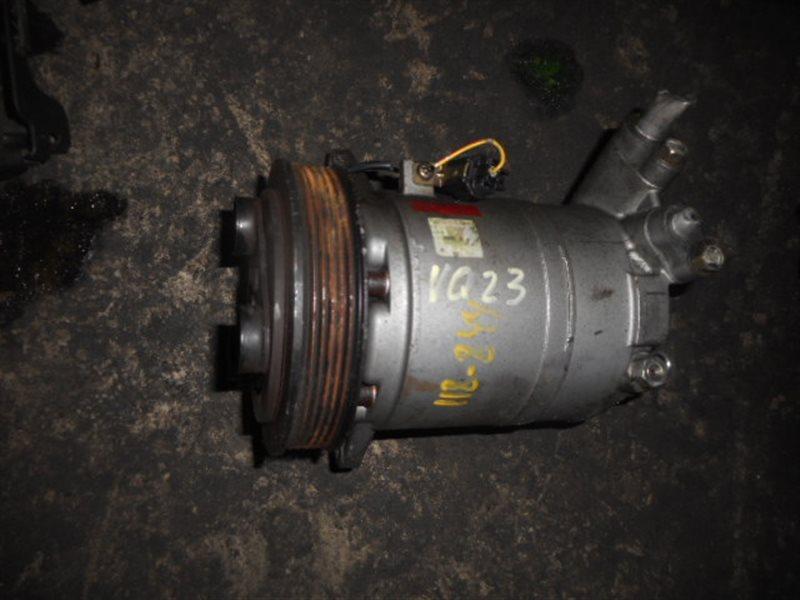 Компрессор кондиционера Nissan Teana J31 VQ23 (б/у)