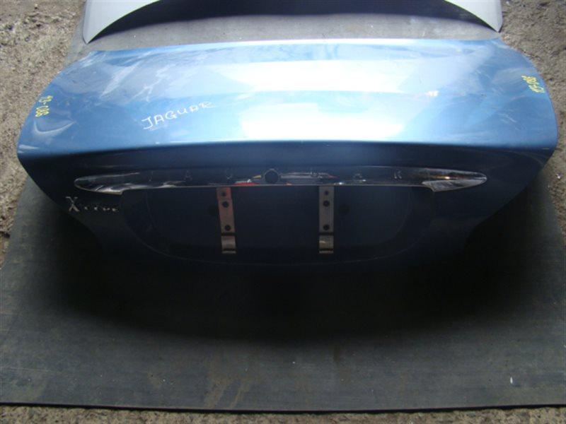Крышка багажника Jaguar X-Type X400 AJ20 (б/у)
